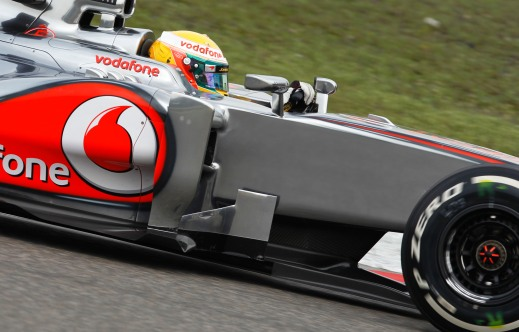 Motorsports: FIA Formula One World Championship 2012, Grand Prix of China