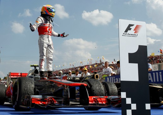 Motorsports: FIA Formula One World Championship 2012, Grand Prix of Hungary
