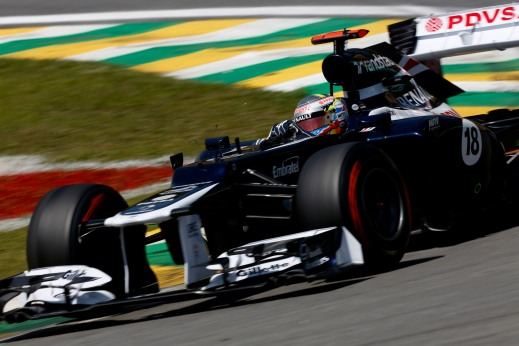 2012 Brazilian Grand Prix - Friday