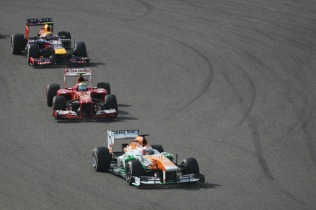 (Source: Sahara Force India Formula One Team)