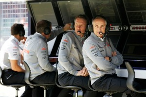 McLaren have switched their development focus to 2014 (Vodafone McLaren Mercedes)
