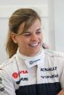 Susie Wolff © Williams F1