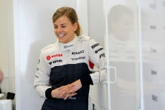 Susie Wolff © Williams F1