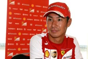Kamui Kobayashi (Ferrari)