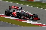 Jenson Button, 2013 Germany Grand Prix, Friday Practice (Image: Vodafone McLaren Mercedes)