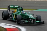 Charles Pic, 2013 Germany Grand Prix, Friday Practice (Image: Charles Coates/LAT Photographic)