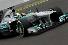 Nico Rosberg, 2013 Germany Grand Prix, Friday Practice (Image: Daimler AG)