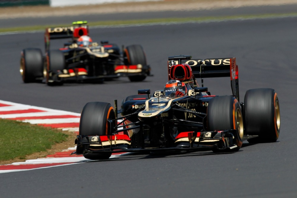 Who will drive for Lotus in 2014?