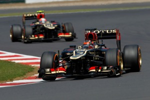 Lotus have yet to announce their 2014 driver line-up (Andrew Ferraro/Lotus GP)