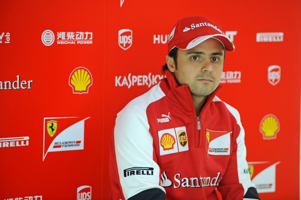 Massa is limiting his 2014 options