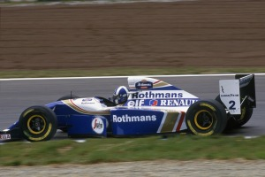 David Coulthard driving for Williams at the 1994 Spanish Grand Prix (Image: LAT Photographic/Williams F1)