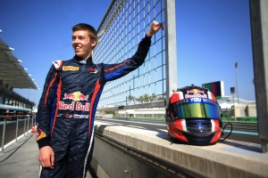 Daniil Kvyat has earned his FIA Super Licence (Image: Sam Bloxham/LAT Photographic)