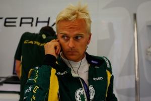 Heikki Kovalainen will race for Lotus in the USA and Brazil (Image: Caterham F1)