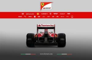 Ferrari F14 T (Image: Ferrari)