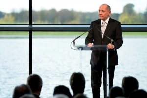 Ron Dennis has been re-appointed McLaren Group CEO (Image: McLaren)