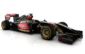 Lotus E22 (Image: Lotus F1 Team)