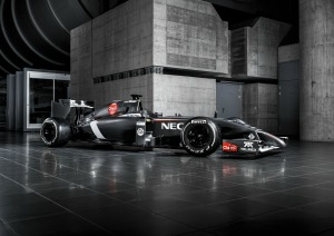 The Sauber C33 (Image: Sauber Motorsport AG)
