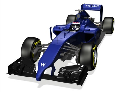 Williams FW36 (Image: Williams F1 Team)