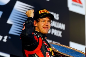 Sebastian Vettel has decided he's won enough in F1 and it's time to retire (Image: Pirelli)